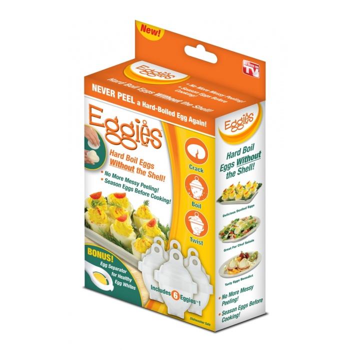 Формы для варки яиц Eggies