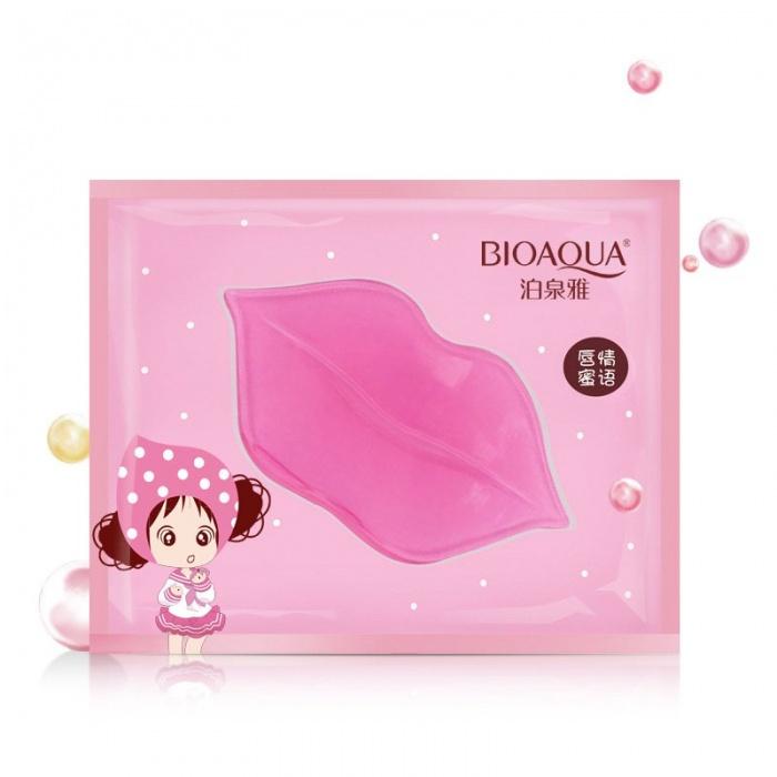 Маска для губ Bioaqua