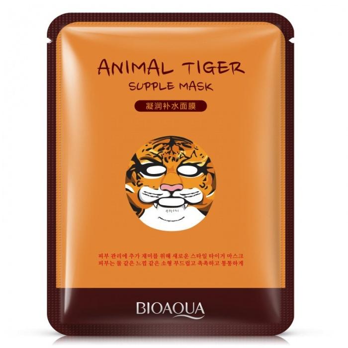 Маска для лица Animal Bioaqua