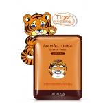 Маска для лица Animal Tiger Bioaqua