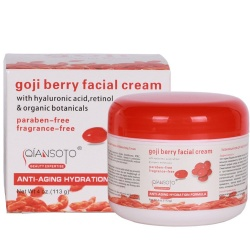 Крем для лица с ягодой годжи