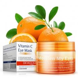 Маска для век с витамином C Bioaqua