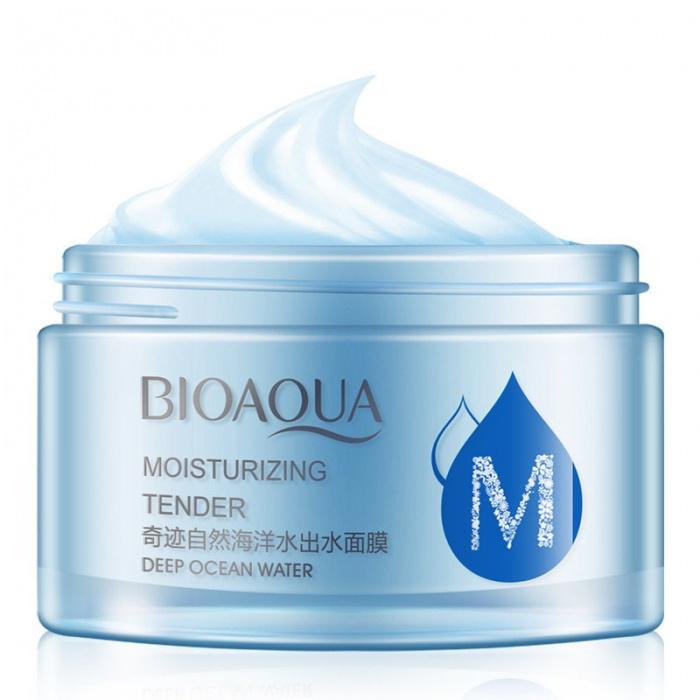 Ночная маска с морской водой Bioaqua