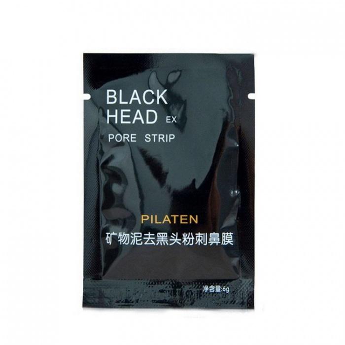 маска пленка от черных точек на лице