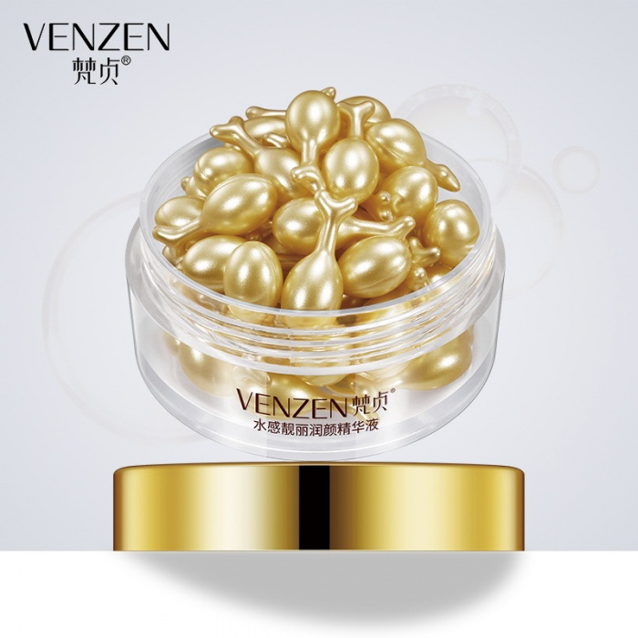Сыворотка для лица концентрированная 30 капсул Venzen