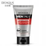 Пенка для умывания мужская MEN ONLY Bioaqua