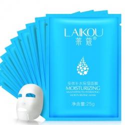 Маска для лица с гиалуроновой кислотой Laikou