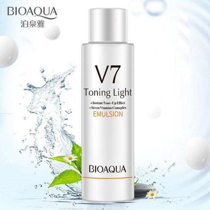 Лосьон семь витаминов V7 Bioaqua