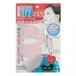 Силиконовая многоразовая маска для лица Daiso