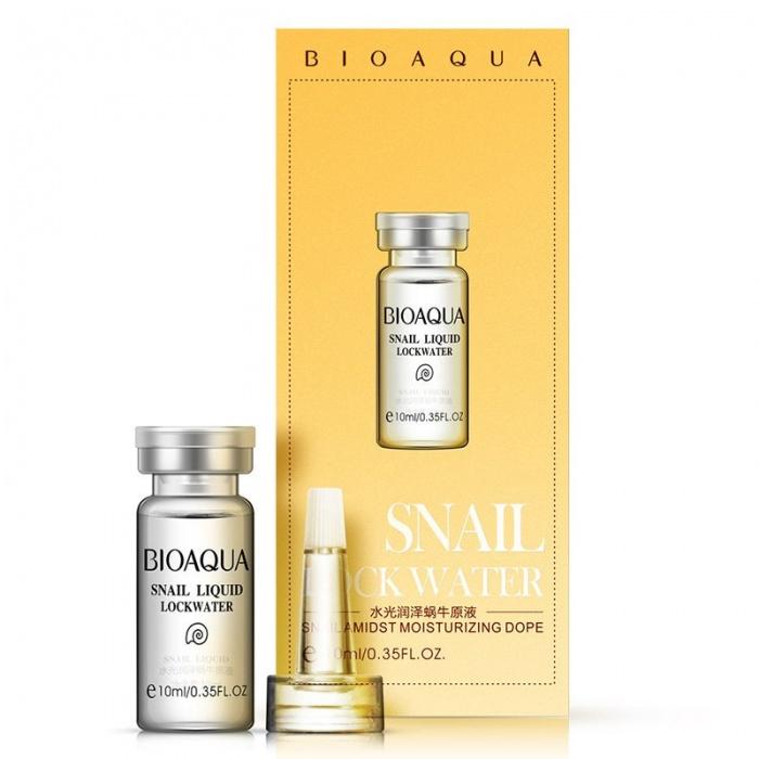 Сыворотка с экстрактом улитки Bioaqua