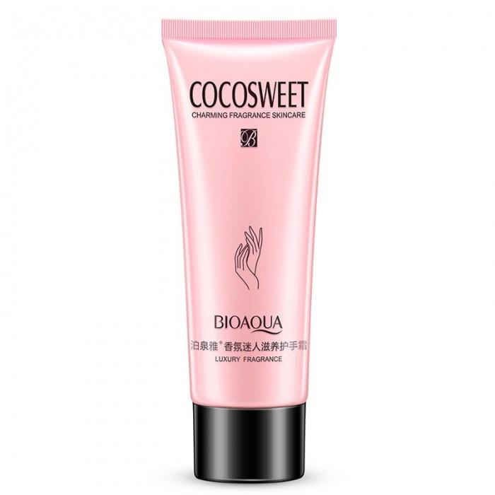 Крем для рук парфюмированный Cocosweet Bioaqua