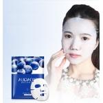 Увлажняющая маска для лица с черникой Bioaqua