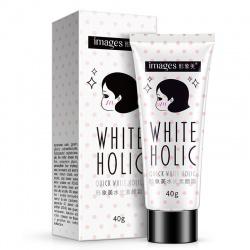 Крем для лица осветляющий Images White Holic