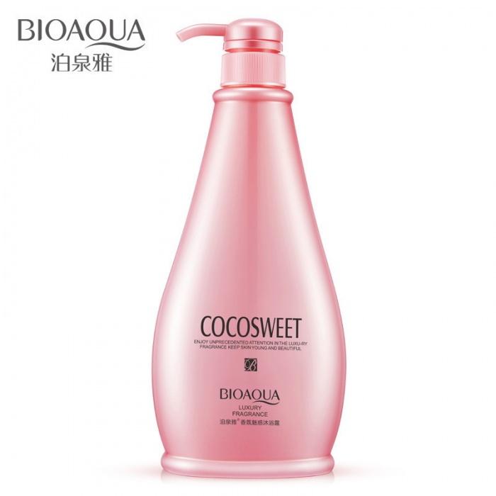 Гель для душа ароматический Cocosweet Bioaqua