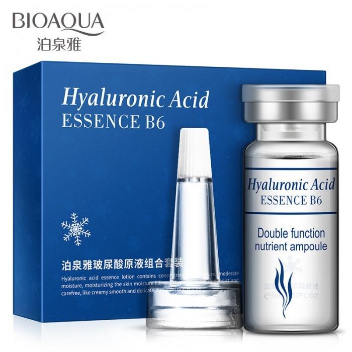 Сыворотка гиалуроновой кислоты 10 шт в наборе Bioaqua