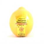 Крем для рук лимон Bioaqua