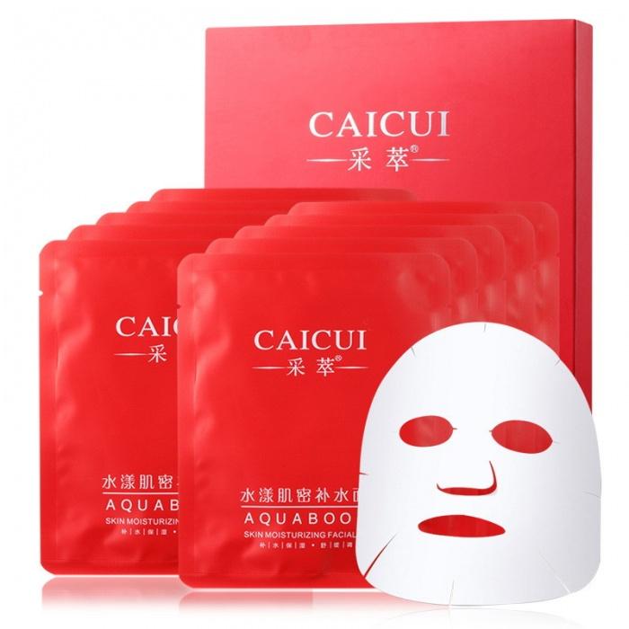 Набор масок для лица суперувлажняющих Caicui
