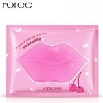 Маска для губ гидрогелевая Rorec