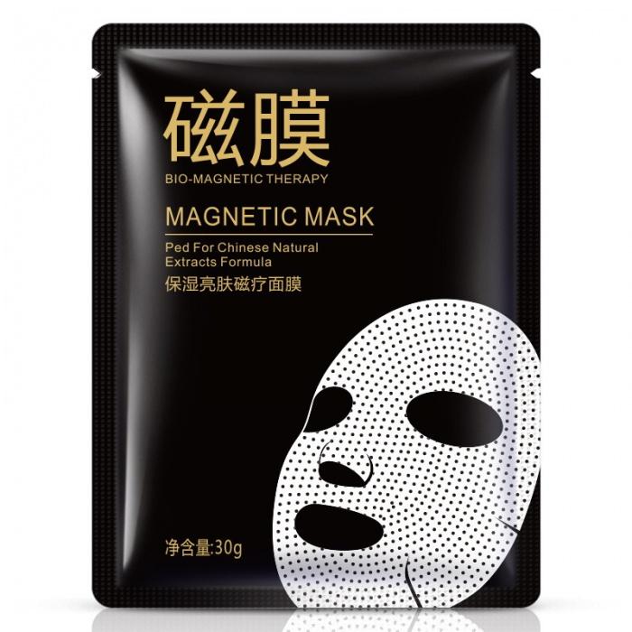 Маска для лица магнитная Bioaqua