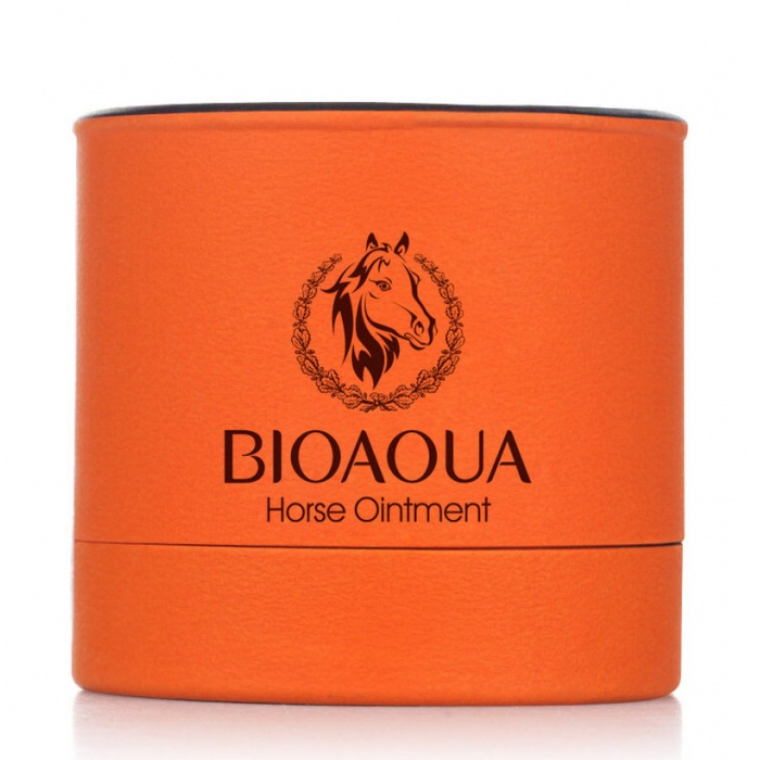 Крем для лица с лошадиным жиром Bioaqua