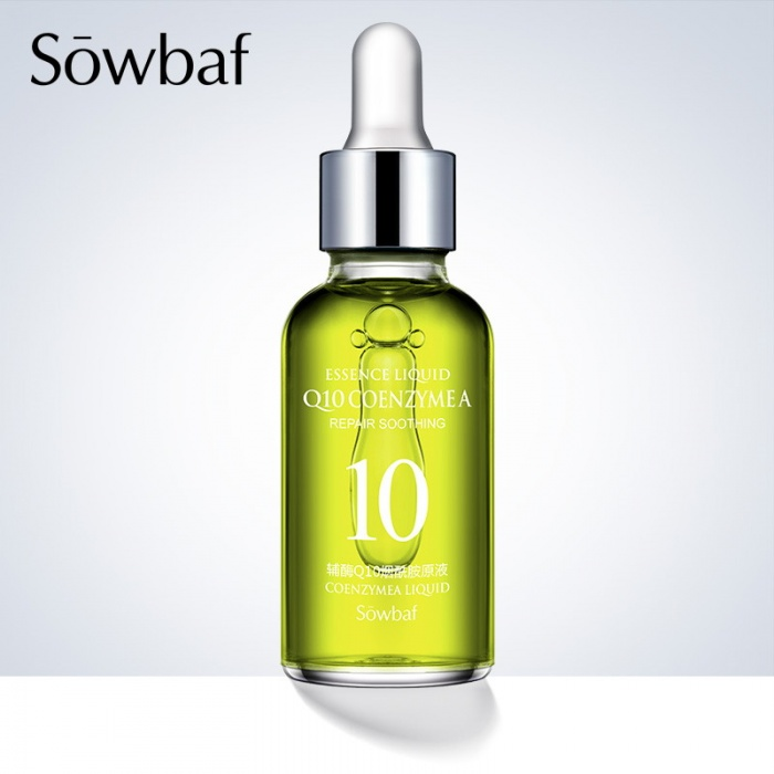 Сыворотка коэнзим Q10 с никотинамидом Sowbaf