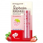 Бальзам для губ клубничный Bioaqua