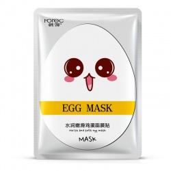 Маска для лица яичная для лица Rorec Egg Mask