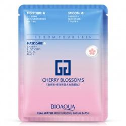 Маска для лица с экстрактом цветов сакуры Bioaqua