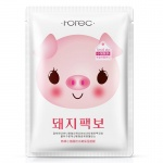 Маска для лица с йогуртом Rorec Small Pig