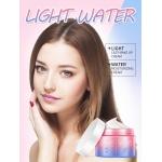 Крем для лица плюс база под макияж Bioaqua Light and Water