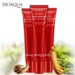 Крем для век с красным женьшенем и улиткой Bioaqua