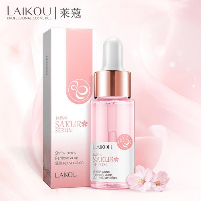Сыворотка с экстрактом сакуры Sakura Serum Laikou
