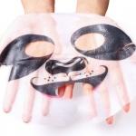 Hankey маска Animal Panda Face с экстрактом водорослей мозуку и цветков розы