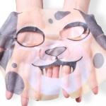 Hankey маска Animal Dog Face с экстрактом водорослей мозуку и алоэ