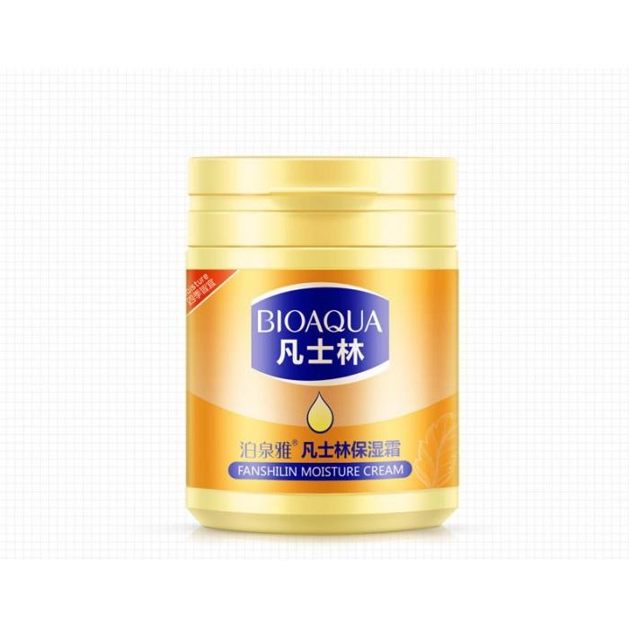Крем для восстановления кожи с вазелином Bioaqua 170гр
