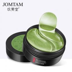 Маска под глаза с водорослями 60 шт Jomtam