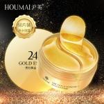 Houmai гидрогелевые патчи золотые 60 шт