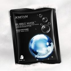 Маска пузырьковая с морской солью Jomtam