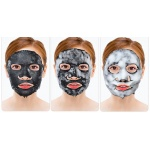 Jomtam пузырьковая маска для лица с морской солью