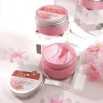 Laikou грязевая маска с экстрактом цветков сакуры и маслом ши