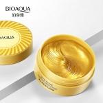 Bioaqua гидрогелевые патчи золотые 60 шт