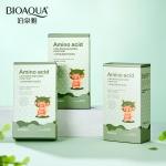 Bioaqua пузырьковая маска с аминокислотами 10 шт