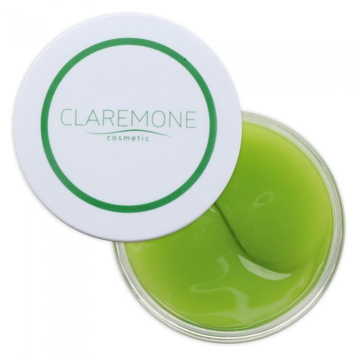 Claremone гидрогелевые патчи с экстрактом огурца и алоэ 60 шт