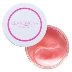 Маска под глаза (патчи) с розой и козьим молоком Claremone