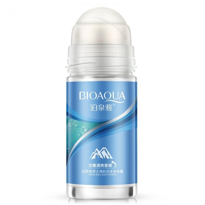 Роликовый дезодорант горная свежесть Bioaqua