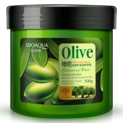 Маска для волос с оливками Bioaqua