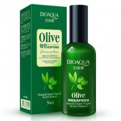 Масло для волос с оливками Bioaqua