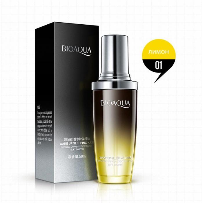 Масло для волос с лимоном Bioaqua