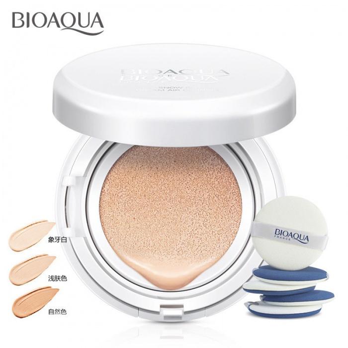 Крем BB кушон сменный комплект Bioaqua