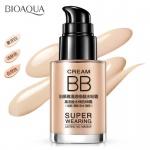 Крем BB Super Wearing Bioaqua (слоновая кость)